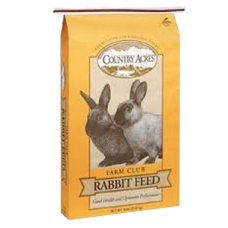 Country Acres Rabbit Feed Pellet 18%