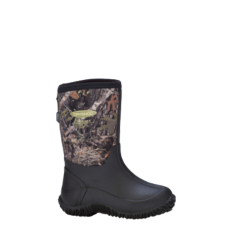 Dryshod Tuffy Kid's Camo Sport Boot