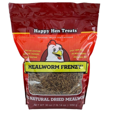Happy Hen Treats Mealworm Frenzy Chicken Treats