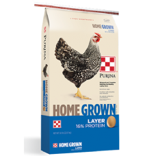 Purina Home Grown Layer 16% Crumbles