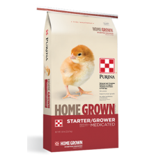 Purina Home Grown Starter/Grower Medicated