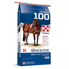 Purina Omolene 100 Active Pleasure Horse Feed