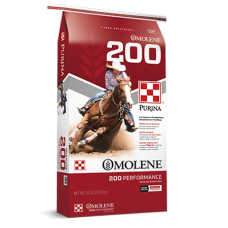 Purina Omelene 200 Performance Horse Feed