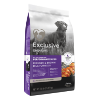 Exclusive Signature Performance 30/20 Chicken & Brown Rice Formula Dog Food
