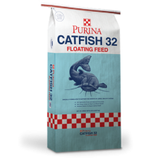 Purina Catfish 32 Floating Feed