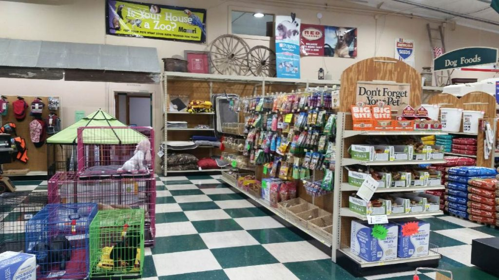 products h s feed country store